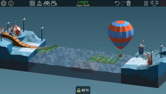 Watch and share Poly Bridge GIFs and Polybridge GIFs by zekkox on Gfycat