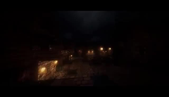 Watch Minecraft - Drift Through Rain (Atmospheric Cinematic) (SEUS Complete) | 60fps GIF on Gfycat. Discover more related GIFs on Gfycat