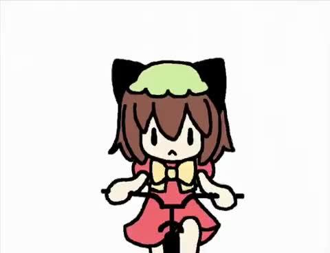 Touhou GIFs