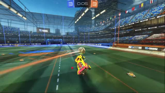 Watch and share Rocket League GIFs by reWni on Gfycat