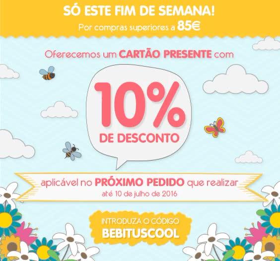Watch and share 10% Desconto Proxima Compra Bebitus Sábado GIFs on Gfycat