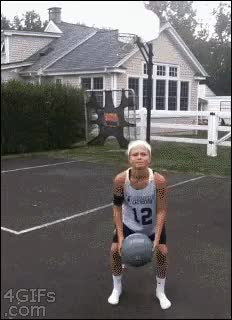 Watch and share Basketball Fails GIFs on Gfycat