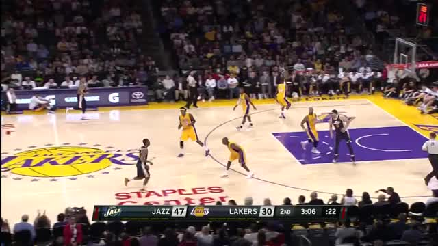 Watch Alec Burks GIF on Gfycat. Discover more Alec Burks (Basketball Player), NBA TV (TV Network), amazing, and 1, ankle breaker, basketball, big, crossover, dribble, handle, highlights, jumper, kobe bryant, layup, los angeles lakers, nba, replay, sports, utah jazz GIFs on Gfycat