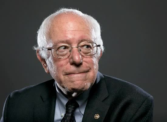 bernie sanders, politics, Bernie Sanders Deal With It : gifs GIFs