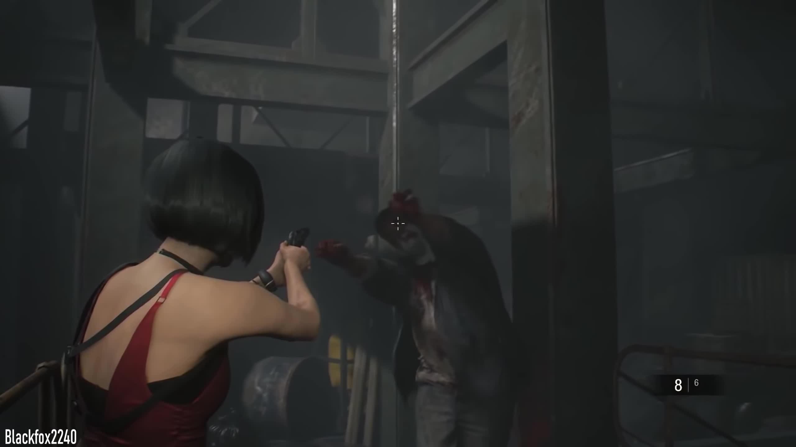 Resident Evil 2 Remake Ada Wong Extended Gameplay 1440p 60fps