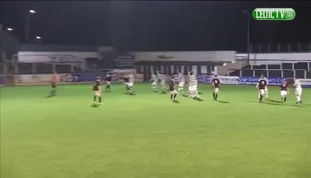Watch Celtic FC -  Kieran Tierney Goal GIF on Gfycat. Discover more related GIFs on Gfycat