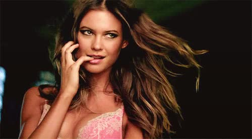 Watch and share Behati Prinsloo GIFs on Gfycat