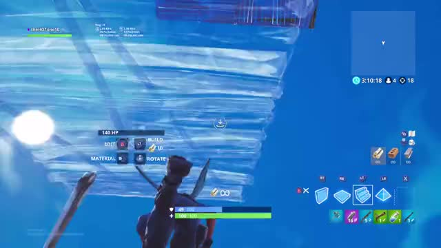 Watch and share Thehotone10 GIFs and Fortnite GIFs by Gamer DVR on Gfycat