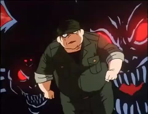 Watch and share Shin Getter Robo  Armageddon Episode 11 English GIFs on Gfycat