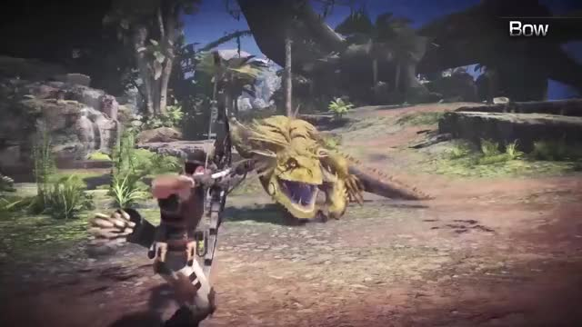 Watch and share Monster Hunter GIFs and Multiplayer GIFs on Gfycat