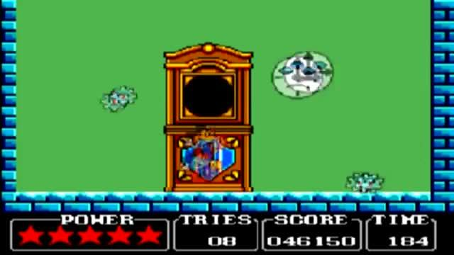gaminggifs, Play it Through - Castle of Illusion Master System Part 2 (reddit) GIFs