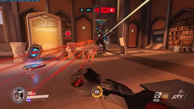 Watch vlc-record-2018-10-25-22h29m51s-Overwatch 2018.10.25 - 22.17.12.13.DVR.mp4- GIF by @gundalf on Gfycat. Discover more overwatch GIFs on Gfycat