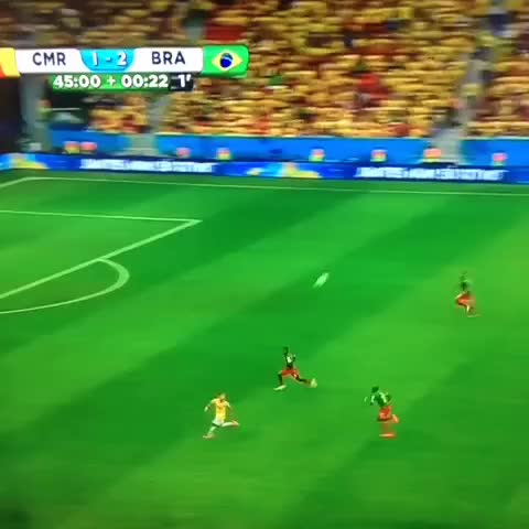 Watch neymar skill vs cameroon GIF on Gfycat. Discover more related GIFs on Gfycat