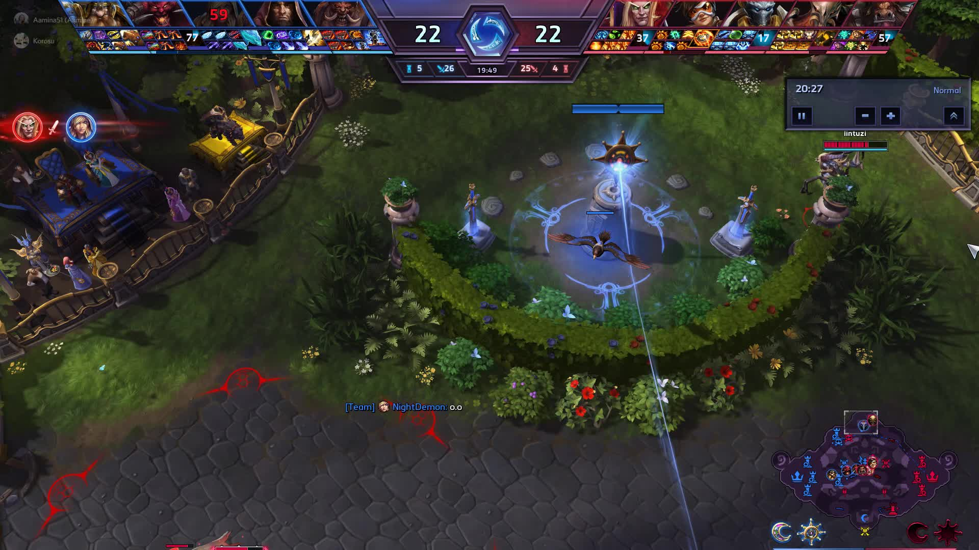 heroesofthestorm, Heroes of the Storm 2019.04.01 - 12.47.08.01 GIFs