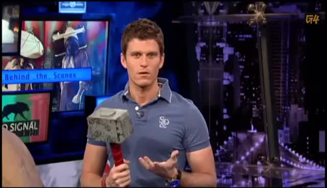 Chris Jericho Thor