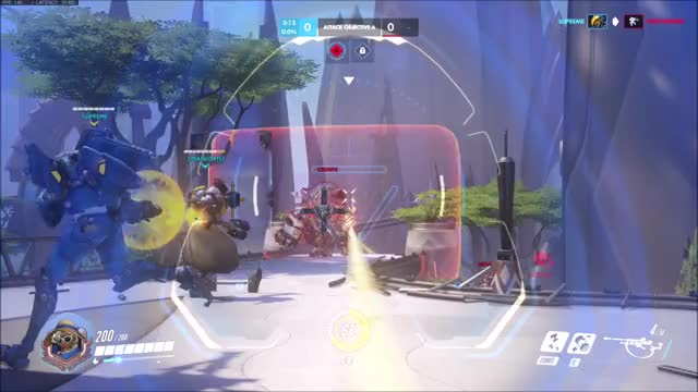 Watch and share Overwatch GIFs by USSTrashBoat on Gfycat