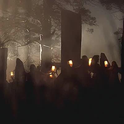 Watch this trending GIF on Gfycat. Discover more druids, halloween, outlander, pagan, s01e01, samhain, sassenach GIFs on Gfycat