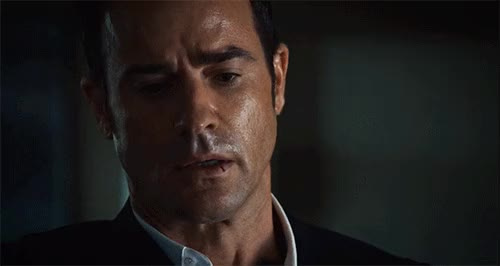 Watch and share Justin Theroux GIFs and Sweating GIFs on Gfycat