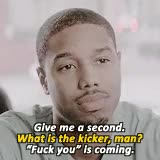 Watch and share That Awkward Moment GIFs and Michael B Jordan GIFs on Gfycat