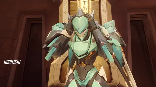 Watch and share Overwatch GIFs and Pharah GIFs by benanners on Gfycat