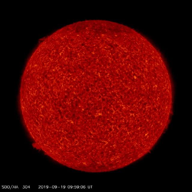 Watch and share SDO AIA 0304 September 19 - 20, 2019 GIFs by The Watchers on Gfycat