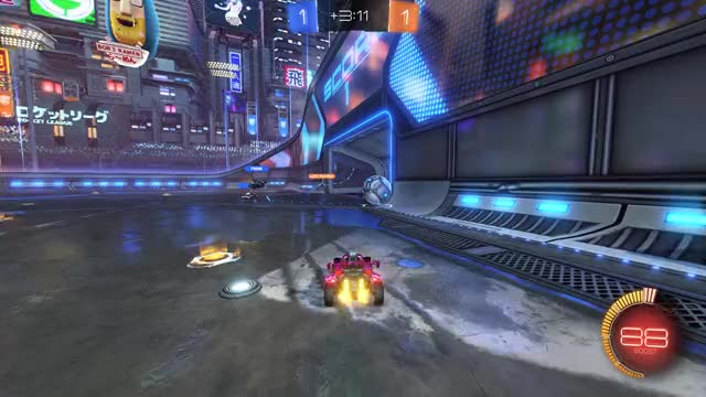 Watch and share Rocket League GIFs and Triple Touch GIFs by willuctant on Gfycat