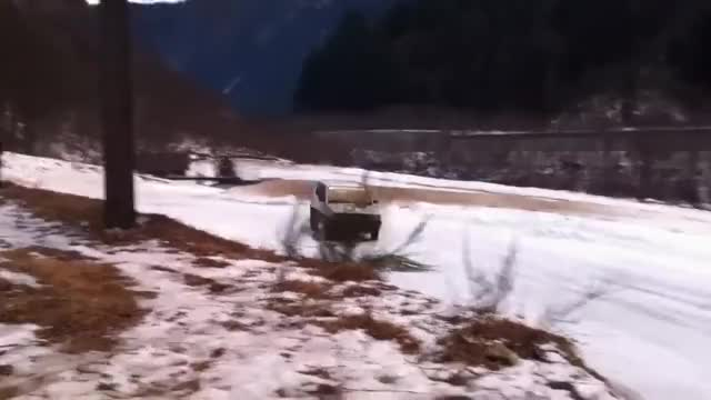 Watch Fiat Panda 4x4 sulla neve snow GIF on Gfycat. Discover more 4x4, Road GIFs on Gfycat