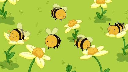 busy bee GIFs