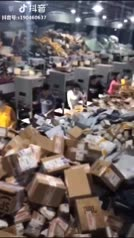 Waiting on a Package...Meanwhile in China sorting center FashionReps GIFs