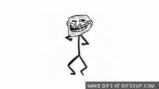 Watch troll GIF on Gfycat. Discover more related GIFs on Gfycat