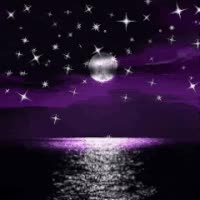 Watch and share Purple Moonlight GIFs on Gfycat