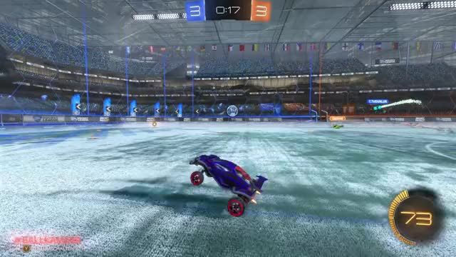 Watch and share Rocket League GIFs by xvalix on Gfycat