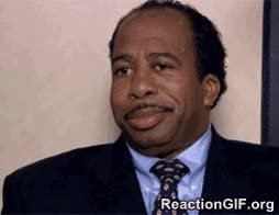 Watch and share Approve Like Likes Yes Nod Approval Stanley Hudson GIFs on Gfycat