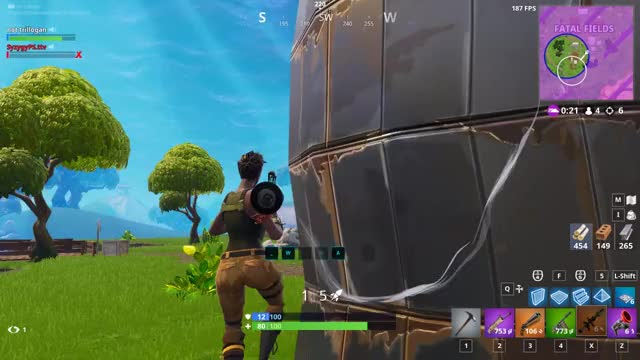 Watch and share Fortnite GIFs and Knockout GIFs by Overwolf on Gfycat