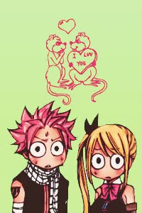 Watch and share Jellal Fernandes GIFs and Lucy Heartfilia GIFs on Gfycat