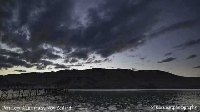 Watch Port Levy timelapse.mov GIF by @isaacheus on Gfycat. Discover more related GIFs on Gfycat