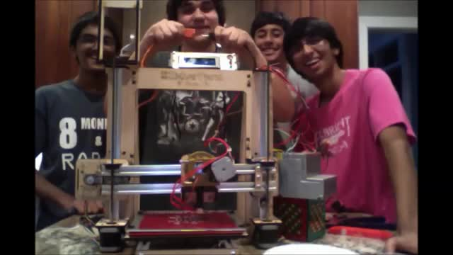 Watch and share 3D Printer Success! GIFs on Gfycat