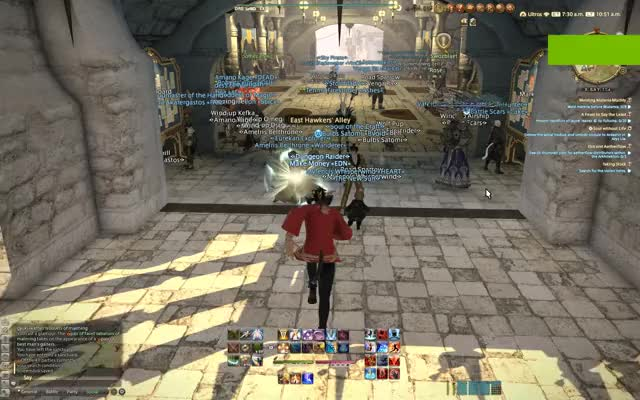 Watch and share Final Fantasy XIV A Realm Reborn 2019.08.15 - 10.51.42.03 GIFs by bobbybarbecue on Gfycat