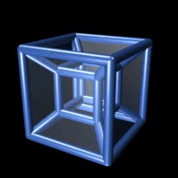 Watch Tesseract Moving fourth Dimension GIF on Gfycat. Discover more related GIFs on Gfycat