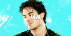 Watch and share Ian Somerhalder GIFs and Happy Bday Bb GIFs on Gfycat
