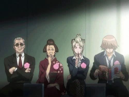 Watch We're not neets, we're free spirits We're not neets, we're f GIF on Gfycat. Discover more Ginpachi Sensei, Gintama Class 3-Z Ginpachi-sensei, Hattori Zenzou, Shimura Shinpachi, anime, ending, gif, gintama, gintama anime, kagura, matsudaira katakuriko, otose, sadaharu, sakata gintoki, tsukuyo GIFs on Gfycat