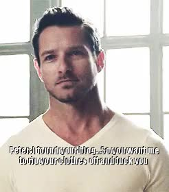 Watch and share Peter Hale Imagine GIFs and Tee Wolf Imagine GIFs on Gfycat