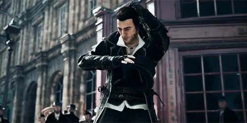 Jacob Frye Assassins Creed Syndicate
