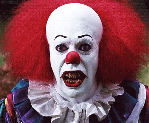 Watch and share Pennywise GIFs on Gfycat