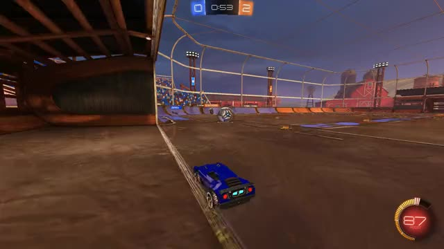 Watch and share Heckin Double Flip Reset In Game GIFs by skre01 on Gfycat