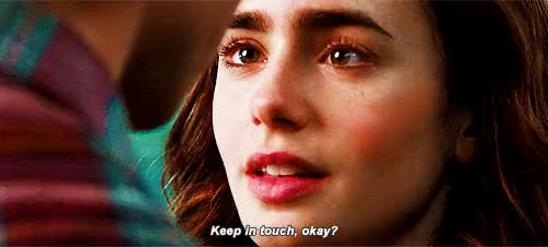 Watch butter GIF on Gfycat. Discover more film, gifs, lily collins, love rosie, mine, sam claflin GIFs on Gfycat