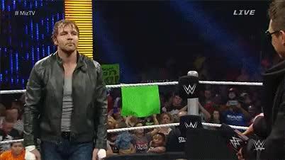 Watch and share Wwe Dean Ambrose GIFs and Ambrose Asylum GIFs on Gfycat