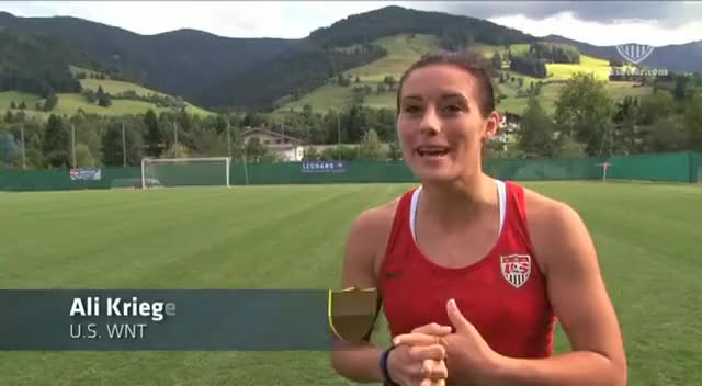 Watch and share Ali Krieger GIFs on Gfycat