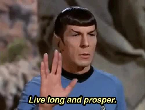 Watch this trending GIF on Gfycat. Discover more leonard nimoy GIFs on Gfycat