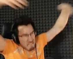 Mark Fischbach, Markiplier, dude got moves, gamer, i can't twerk for shit, i wouldn't twerk with him though, markimoo, markipliergame, markipliertag, only person who dances weirder than I do, youtube gamer, youtuber, Markiplier GIFs